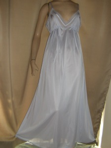 Long Vintage Nightgowns In Pastel Colors For Summer