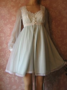 Pretty Vintage Olga Nightgowns  ebc2ad545
